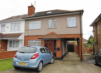 Thumbnail 5 bed semi-detached house for sale in Kingshill Avenue, Hayes