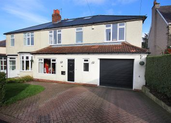 Thumbnail 5 bed semi-detached house for sale in Barnet Avenue, Sheffield