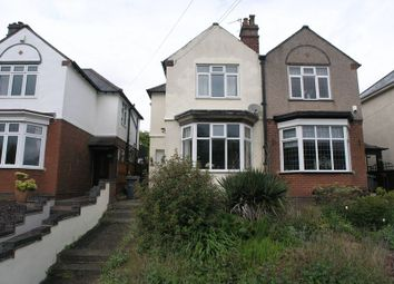 Thumbnail 3 bedroom semi-detached house for sale in Barrs Road, Cradley Heath