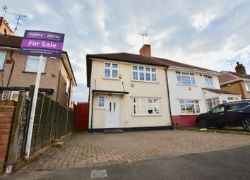 Thumbnail 3 bed semi-detached house for sale in Victoria Gardens, Hounslow