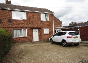 Thumbnail 3 bed semi-detached house for sale in Queensway, Grantham