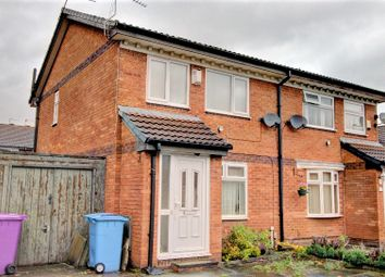 Thumbnail 3 bed semi-detached house for sale in Meadowbank Close, Knotty Ash, Liverpool
