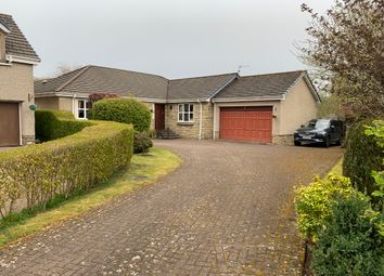 Thumbnail 4 bed bungalow for sale in Croft Wynd, Milnathort