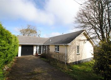 Thumbnail 3 bed detached bungalow to rent in Knapmedown, Warbstow, Cornwall