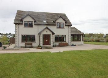 Thumbnail 4 bed detached house for sale in The Hen House, Wester Lochloy, Nairn, Nairnshire