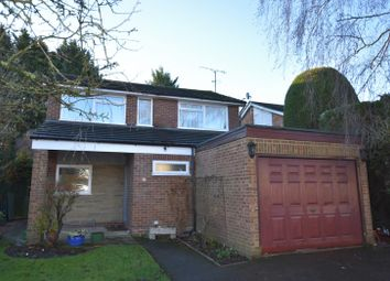 Thumbnail 4 bed detached house for sale in Audley Way, Ascot