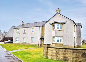 Thumbnail 2 bedroom flat for sale in Keir Hardie Drive, Ardrossan, North Ayrshire