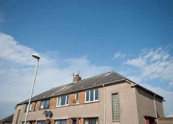Thumbnail 2 bedroom flat to rent in St Murdochs Crescent, Arbroath, Angus