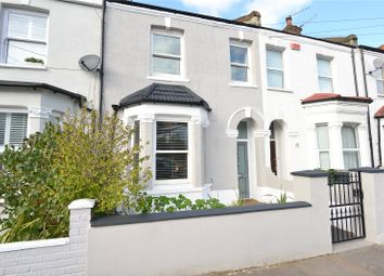 Thumbnail 4 bed terraced house for sale in Hambro Road, London SW166Jd