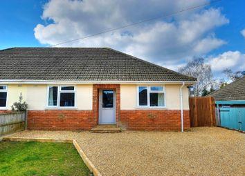 Thumbnail 2 bedroom semi-detached bungalow for sale in Moore Avenue, Norwich