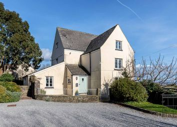 Thumbnail 5 bed detached house for sale in Main Road, Woolaston, Lydney