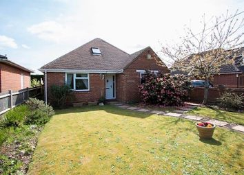 Thumbnail 4 bed detached bungalow for sale in Hamble Lane, Southampton