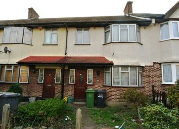 Thumbnail 3 bed terraced house for sale in Ronver Road, London