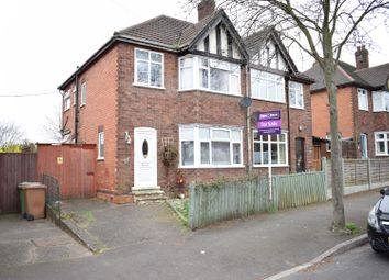 Thumbnail 3 bed semi-detached house for sale in Glamis Road, Basford