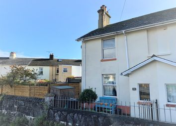 Thumbnail 3 bed semi-detached house for sale in Lemon Road, Newton Abbot