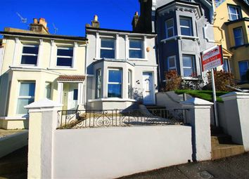 Thumbnail 2 bed terraced house for sale in Saxon Road, Hastings, East Sussex