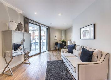 Thumbnail 2 bed flat for sale in Gateway House, Regents Park Road, London