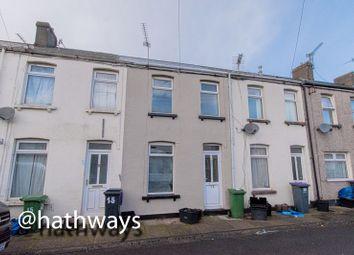 Thumbnail 2 bed terraced house for sale in Grosvenor Place, Sebastopol, Pontypool