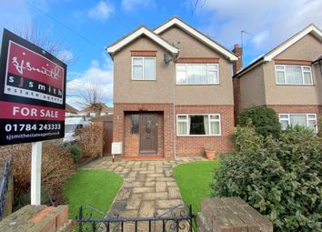 3 bed detached house for sale in Bear Lodge, Parkland Road, Ashford TW15