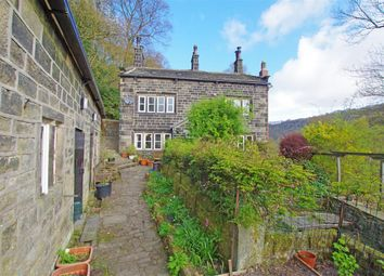 Thumbnail 4 bed semi-detached house for sale in Hollins, Hebden Bridge