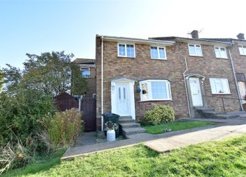 Thumbnail 4 bed end terrace house for sale in Beacon Drive, Bean, Dartford