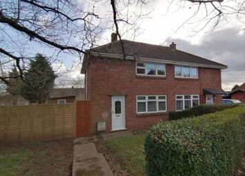 Thumbnail 2 bed property to rent in Lime Grove, Nuneaton