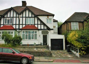 Thumbnail 4 bedroom semi-detached house to rent in North Crescent, London