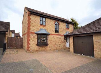 Thumbnail 3 bed detached house for sale in Durlston End, Tattenhoe, Milton Keynes