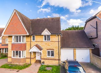 Thumbnail 5 bed detached house for sale in Grovewood Place, Woodford Green