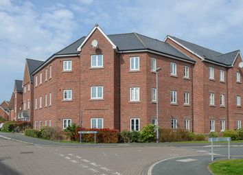 Thumbnail 1 bed flat for sale in Farcroft Close, Lymm