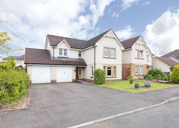 Thumbnail 4 bed detached house for sale in Burngrange Park, Burngrange, West Calder