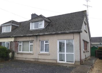 Thumbnail 2 bed bungalow for sale in Heol Hathren, Lampeter, Carmarthenshire