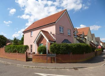 Thumbnail 3 bed end terrace house for sale in Millers Drive, Dickleburgh, Diss