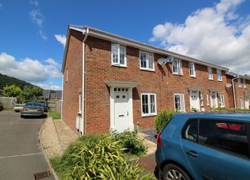 Thumbnail 3 bed end terrace house for sale in Thomas Hill Close, Llanfoist, Abergavenny