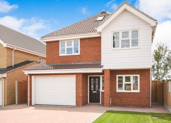 Thumbnail 5 bed detached house for sale in Sandown Nurseries, Sandown Road, Orsett, Grays