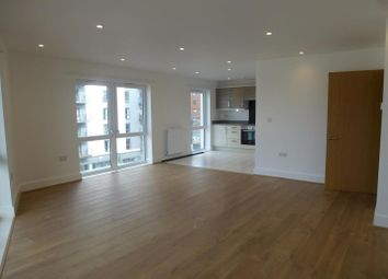 Thumbnail 2 bed flat to rent in Centenary Plaza, Woolston, Southampton
