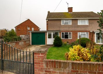 Thumbnail 2 bed semi-detached house for sale in Goodwood Crescent, Gravesend