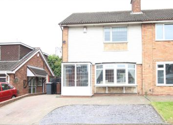 Thumbnail 3 bed semi-detached house for sale in Helming Drive, Wolverhampton