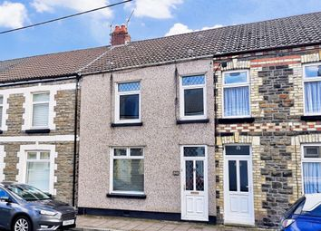 Thumbnail 3 bedroom terraced house for sale in Pwllgwaun Road, Pontypridd
