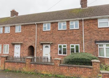 Thumbnail 3 bed terraced house for sale in Fettledine Road, Irthlingborough, Wellingborough