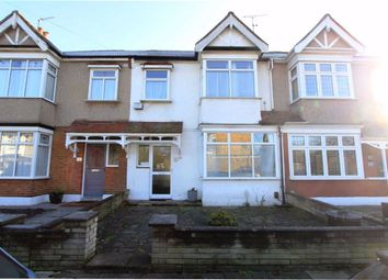 Thumbnail 3 bed terraced house for sale in Trinity Road, Barkingside, Essex