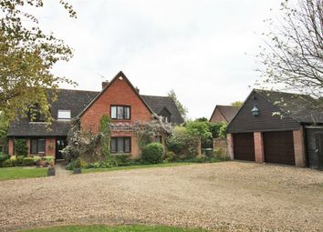 Thumbnail 5 bed detached house for sale in Strongs Close, Keevil
