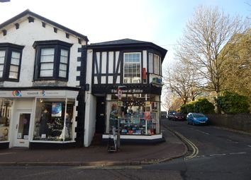 Thumbnail 1 bed flat to rent in Fore Street, Torquay