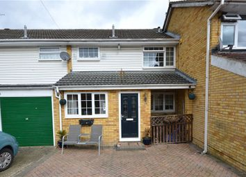 Thumbnail 3 bedroom terraced house for sale in Hilltop View, Yateley, Hampshire