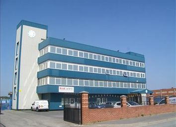 Thumbnail Office to let in Former Morgan Brightside Building, Bradman Road, Knowsley Industrial Park, Liverpool