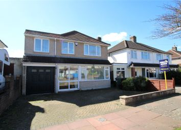 Thumbnail 4 bed detached house for sale in Raeburn Road, Sidcup, Kent