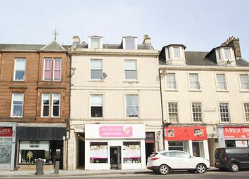 Thumbnail 3 bed flat for sale in 17, High Street, Flat 1, Lanark ML117Lu