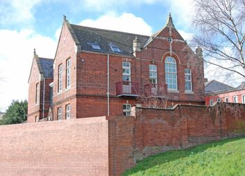 Thumbnail 2 bed flat to rent in Preston Street, Exeter
