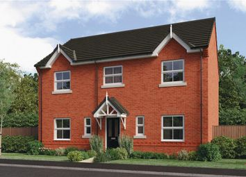 "Thumbnail 4 bedroom detached house for sale in ""Ridgeway"" at Clappers Lane, Bracklesham Bay, Chichester"