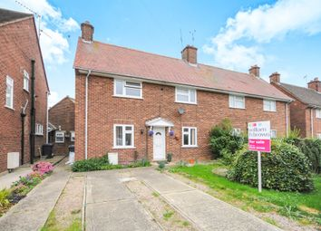 Thumbnail 3 bedroom semi-detached house for sale in Hunts Drive, Writtle, Chelmsford